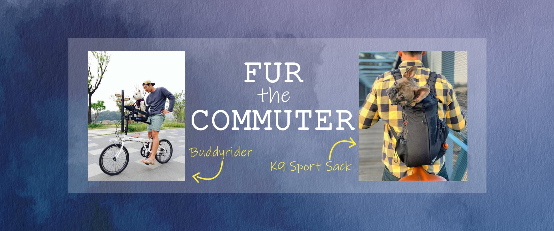 Fur the commuter